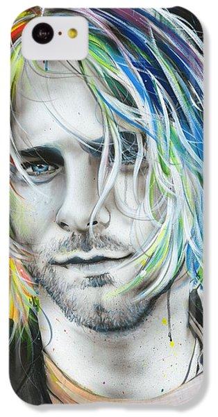 Kurt Cobain - ' In Debt For My Thirst ' IPhone 5c Case