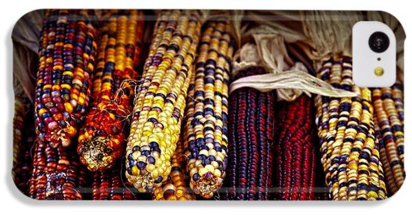 Indian Corn IPhone 5c Case by Elena Elisseeva