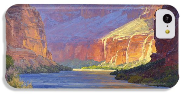 Grand Canyon iPhone 5c Case - Inner Glow Of The Canyon by Cody DeLong
