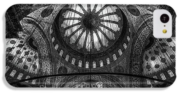 Turkey iPhone 5c Case - Istanbul - Blue Mosque by Michael Jurek