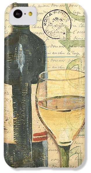 Italian Wine And Grapes 1 IPhone 5c Case