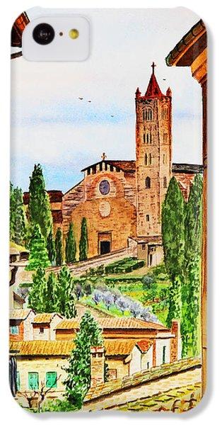 Italy Siena IPhone 5c Case