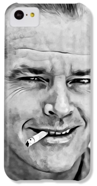 Jack Nicholson IPhone 5c Case