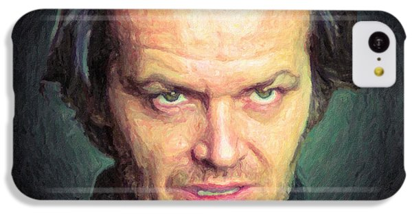 Jack Torrance IPhone 5c Case