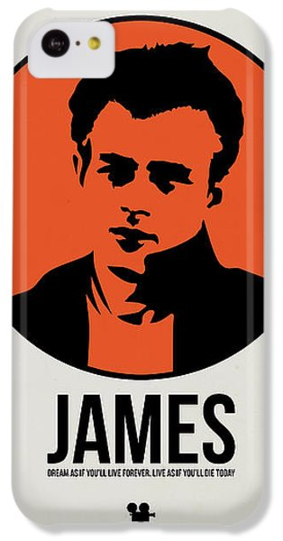 James Poster 1 IPhone 5c Case by Naxart Studio