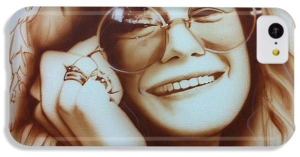 Janis Joplin - ' Janis ' IPhone 5c Case