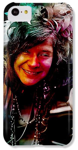 Janis Joplin IPhone 5c Case
