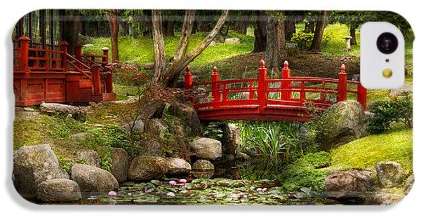 Japanese Garden - Meditation IPhone 5c Case