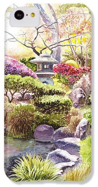 San Francisco Golden Gate Park Japanese Tea Garden  IPhone 5c Case