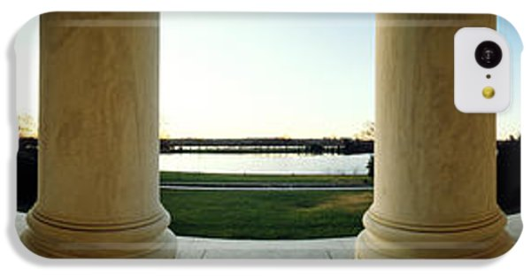Jefferson Memorial Washington Dc IPhone 5c Case by Panoramic Images
