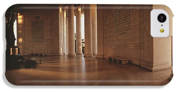 Jefferson Memorial Washington Dc Usa IPhone 5c Case by Panoramic Images