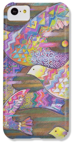 Jetstream IPhone 5c Case by Sarah Porter