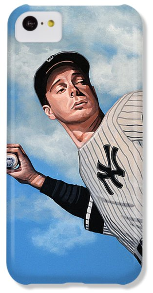 Joe Dimaggio IPhone 5c Case