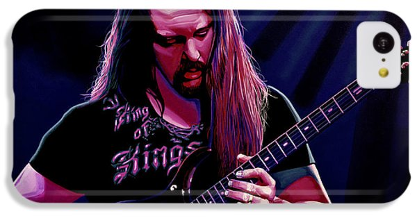 John Petrucci Painting IPhone 5c Case