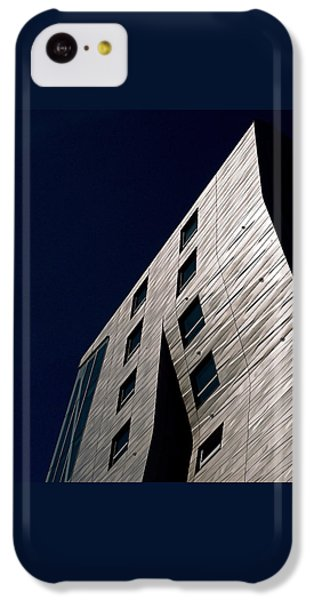 Just A Facade IPhone 5c Case by Rona Black