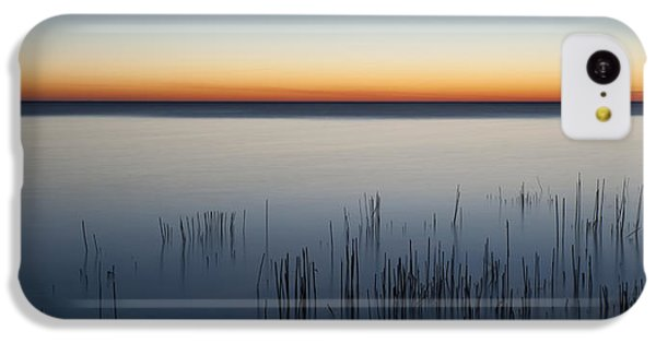 Lake Michigan iPhone 5c Case - Just Before Dawn by Scott Norris