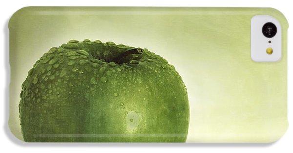 Apple iPhone 5c Case - Just Green by Priska Wettstein
