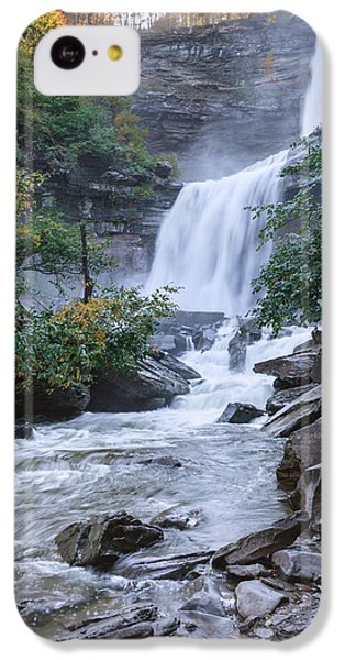 Kaaterskill Falls IPhone 5c Case by Bill Wakeley