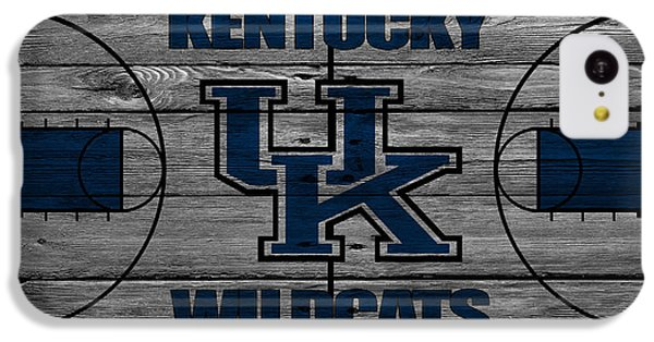 Kentucky Wildcats IPhone 5c Case by Joe Hamilton