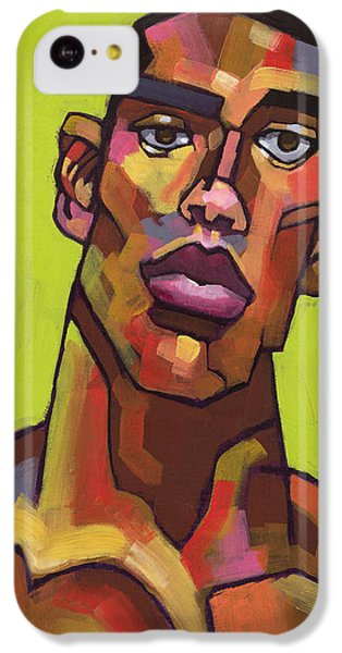 Portraits iPhone 5c Case - Killer Joe by Douglas Simonson