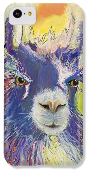 King Charles IPhone 5c Case by Pat Saunders-White