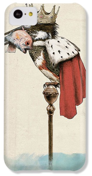 Kingfisher IPhone 5c Case by Eric Fan