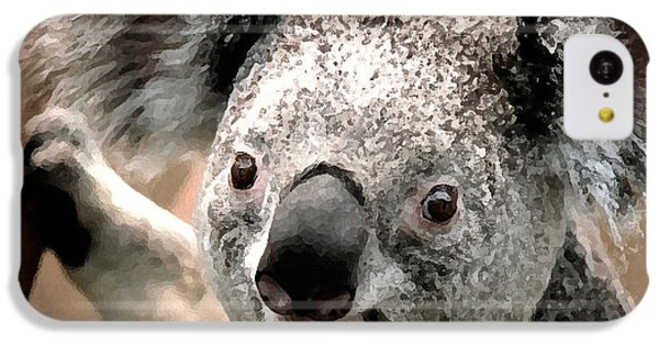 Koala Bear IPhone 5c Case