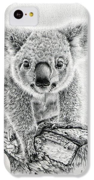 Koala Oxley Twinkles IPhone 5c Case