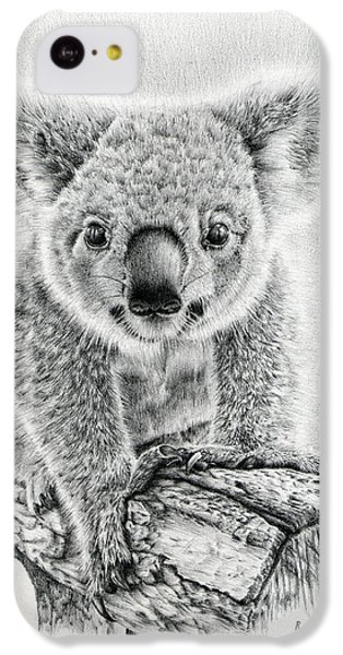 Koala Oxley Twinkles IPhone 5c Case