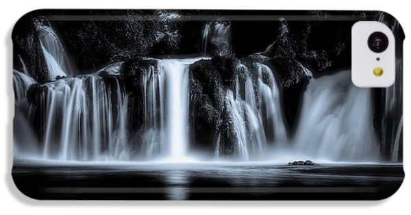 Flow iPhone 5c Case - Krka by Marc Huybrighs