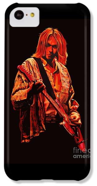 Kurt Cobain Painting IPhone 5c Case