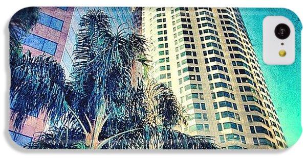 Sunny iPhone 5c Case - La by Jill Battaglia