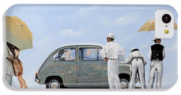 Transportation iPhone 5c Case - La Seicento by Guido Borelli