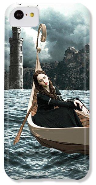 Lady Of Llyn-y-fan Fach IPhone 5c Case