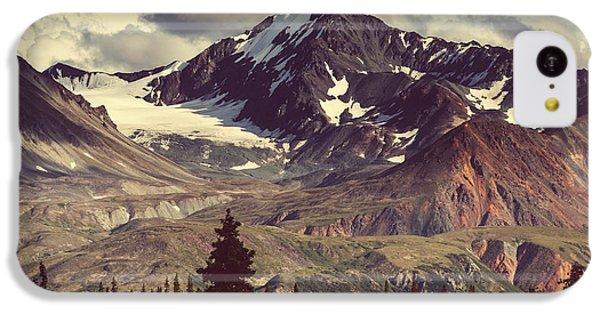Beautiful Sunrise iPhone 5c Case - Landscapes On Denali Highway.alaska by Galyna Andrushko