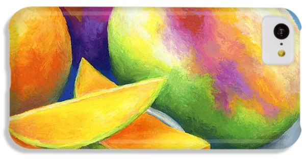 Last Mango In Paris IPhone 5c Case by Stephen Anderson