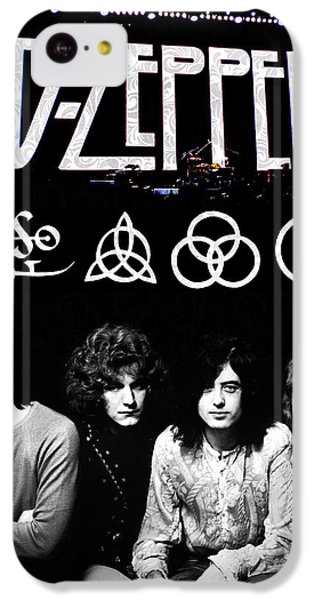 Led Zeppelin IPhone 5c Case