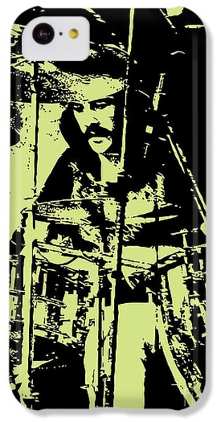 Drum iPhone 5c Case - Led Zeppelin No.05 by Geek N Rock