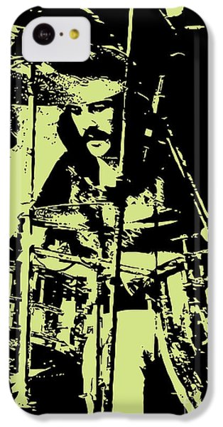 Led Zeppelin No.05 IPhone 5c Case by Caio Caldas