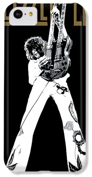 Led Zeppelin No.06 IPhone 5c Case
