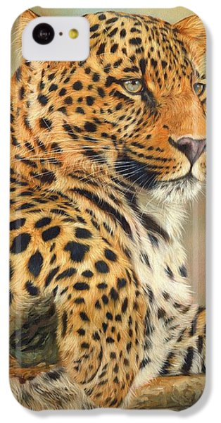 Leopard IPhone 5c Case