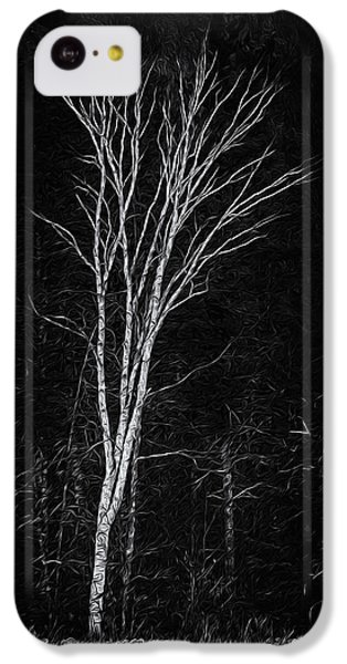 Life's A Birch No.2 IPhone 5c Case