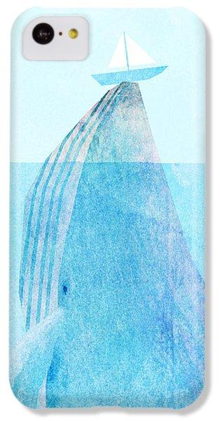 Boat iPhone 5c Case - Lift by Eric Fan