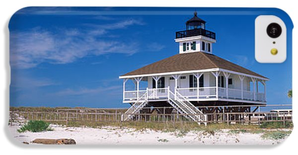 Lighthouse On The Beach, Port Boca IPhone 5c Case