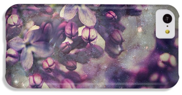 IPhone 5c Case featuring the photograph Lilac by Yulia Kazansky