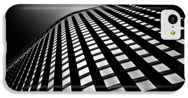 City Scenes iPhone 5c Case - Lines Of Learning by Dave Bowman