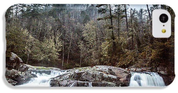 Linville Upper Falls IPhone 5c Case
