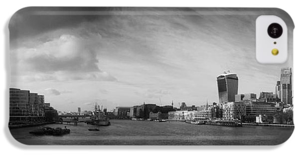 London City Panorama IPhone 5c Case