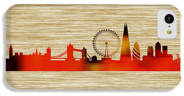 London Skyline IPhone 5c Case
