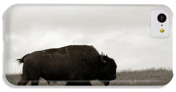 Lone Bison IPhone 5c Case